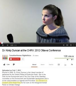 Kirsty_Duncan_Nobel_claim2